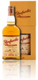 Glenfarclas 1978 Family Cask 590