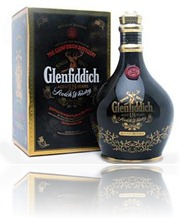 Glenfiddich 18 yo Ancient Reserve decanter
