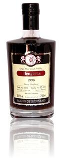 Glengoyne 1998 dark sherry MoS