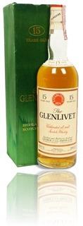 Glenlivet 15yo 1954 Baretto