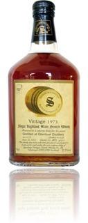 Glenlivet 25yo 1973/1998 Signatory #3307