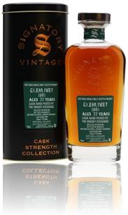 Glenlivet 1981 - Signatory Vintage - Whisky Exchange