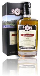 Glenrothes 1968 - Malts of Scotland