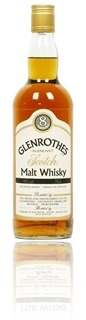Glenrothes 8 years (G&M)