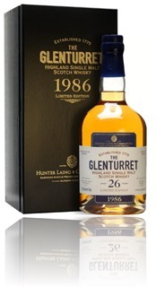 Glenturret 26 years 1986 | Hunter Laing
