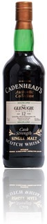 Glenugie 12 yo 1980 - Cadenhead