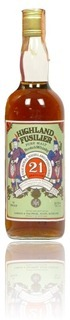 Highland Fusilier 21 years