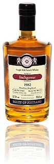 Inchgower 1982 Malts of Scotland