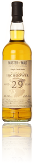 Inchgower 1982 Master of Malt