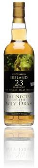 Irish single malt 1991 (peated) - Nectar of the Daily Drams