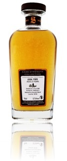 Isle of Jura 1989 - Signatory Vintage for Whisky Fair Limburg