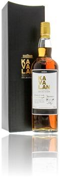 Kavalan peaty cask 2006 - Whisky Nerds