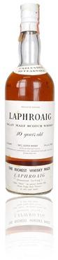 Laphroaig 10 (1968 Carlton)