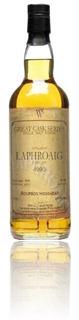 Laphroaig 1990 Whiskysite.nl