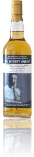 Laphroaig 1998 - The Whisky Agency