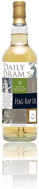 Hag Rap Oil - Laphroaig 1998 - Daily Dram