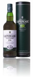 Laphroaig 18 years OB