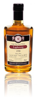 Laphroaig 1998/2009 sherry - Malts of Scotland