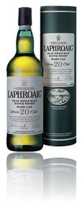 Laphroaig Double cask 20yo