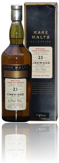 Linkwood 1974 23y Rare Malts