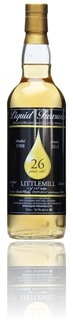 Littlemill 1988 - Liquid Treasures