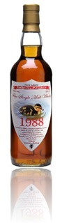 Littlemill 1988 Whisky-Fässle