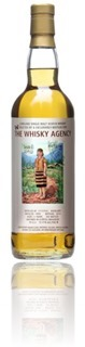 Littlemill 1990 Whisky Agency Stamps