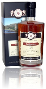 Longmorn 1976 - Malts of Scotland 5892