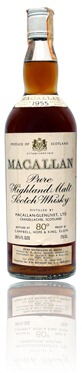 Macallan 1955 - Campbell Hope King - Rinaldi