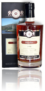Macallan 1990 Oloroso - Malts of Scotland