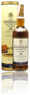 Macallan 1983 18yo