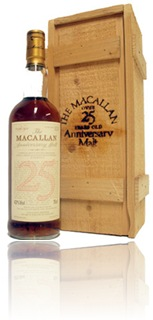 Macallan 1968 25y sherry