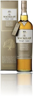Macallan Fine Oak Whisky Makers Selection