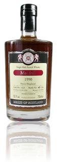 Macduff 1990 - Malts of Scotland