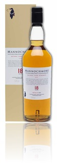 Mannochmore 18 years