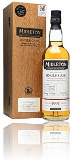 Midleton 20yo 1991 - The Whisky Exchange - single cask