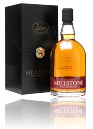 Millstone whisky - French oak