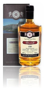Miltonduff 1980 - Malts of Scotland