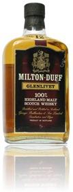 Milton-duff Glenlivet 12yo
