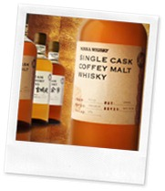 Nikka single cask whisky