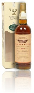 Old Pulteney 1974 G&M