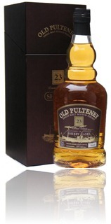 Old Pulteney 23yo Sherry