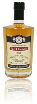 Port Charlotte 2001 bourbon