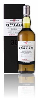 Port Ellen 9th release 30 years