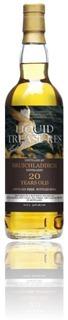 Bruichladdich 1991 Liquid Treasures
