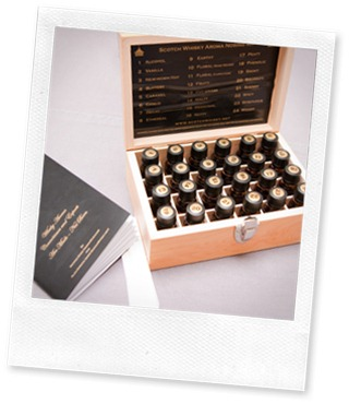 Whisky Nosing Kit - aromas
