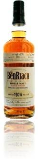 BenRiach 1976 cask 2014