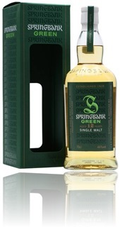 Springbank Green - 12 Years