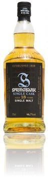 Springbank 18 - single cask - The Nectar