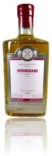 Springbank 1991 Malts of Scotland